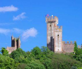 Valeggio sul Mincio, Castello Scaligero