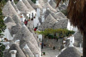 Alberobello e i trulli: un paesaggio unico al mondo