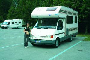 Arrivati ai Parchi di Plitvice
