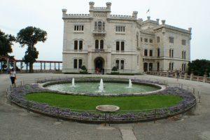 Castello Miramare di Trieste