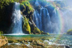 Cascata a Plitvice