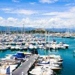 Antibes, il porto