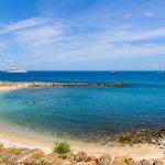 Antibes, Il mare