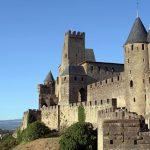 Carcassonne, Le mura