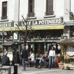 Chamonix, brasserie