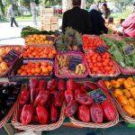Costa Azzurra, al mercato