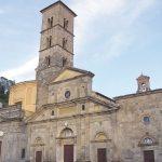 Lazio, Bolsena, Basilica di Santa Cristina