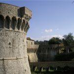 Sarzana, la Cittadella o Fortezza di Sarzana