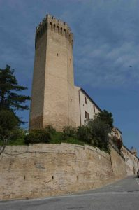 Moresco, la torre