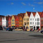 Bergen, Case caratteristiche