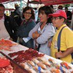Torget, mercato del pesce detto