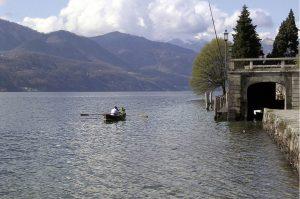 Orta San Giulio, Il lago