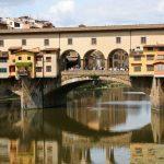 Firenze, botteghe di Ponte Vecchio
