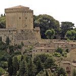 Sarteano, La Fortezza