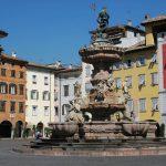 Trento, La fontana del Nettuno