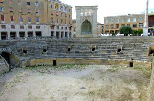 Lecce, l'anfiteatro romano