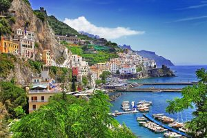 Amalfi e la sua incantevole costa
