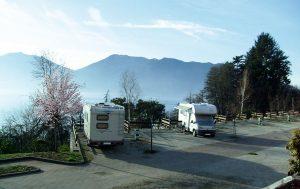 Area Sosta Camper Oggebbio - Oggebbio (VB)