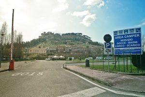 Area sosta Battistelli