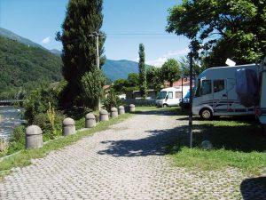 Area sosta Cannobio - Cannobio (VB)
