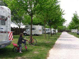Area sosta Oasi Park II - Bosco Mesola (FE)