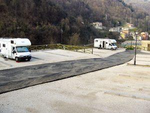 Area sosta Recoaro Terme (VI)