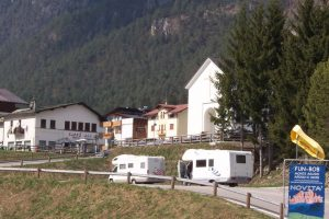 Area sosta Taiarezze di Auronzo - Auronzo di Cadore (BL)