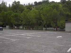 Area sosta camper Apecchio (PU)