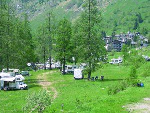 Area sosta camper Comunale - Carcoforo (VC)