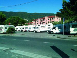 Area sosta comunale - Levanto (SP)