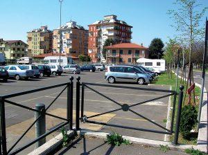 Area sosta comunale Nova - Nova Milanese (MI)
