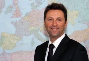Dorian Sosi, direttore vendite per il mercato italiano di CBE