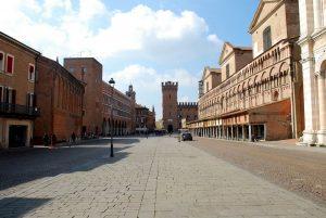 Piazza Trento e Treiste
