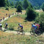 Conca d'Alpago, percorso in bicicletta
