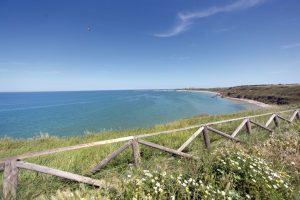 La costa abruzzese