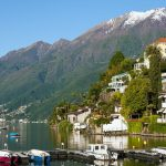 Ascona, panoramica