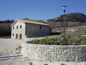 Punto sosta Area Archeologica Pietrabbondante