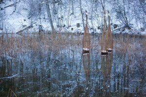 Roger Rigorth, Wassergehause, Copyright Arte Sella, photo Giacomo Bianchi