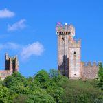 Valeggio sul Mincio, il castello Scaligero