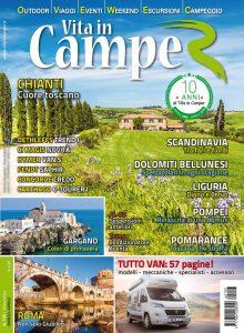 Copertina Vita in Camper 103