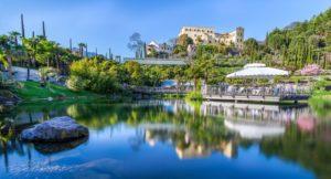 Panorama Giardini di Sissi