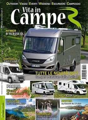 Copertina Vita in Camper 106