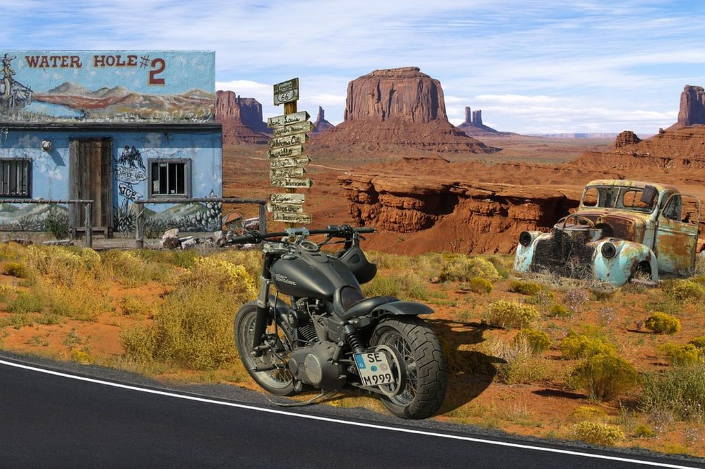route-66-harley