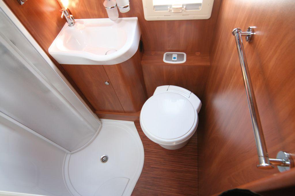 Kreos 3009 toilette