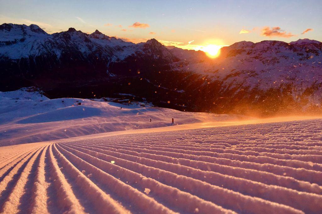 White Carpet a Corviglia © Engadin St. Moritz Mountains