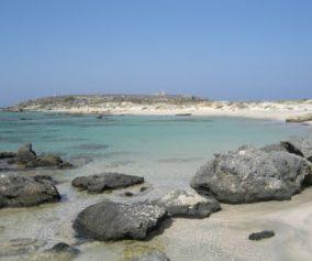 spiaggia Elafonissi