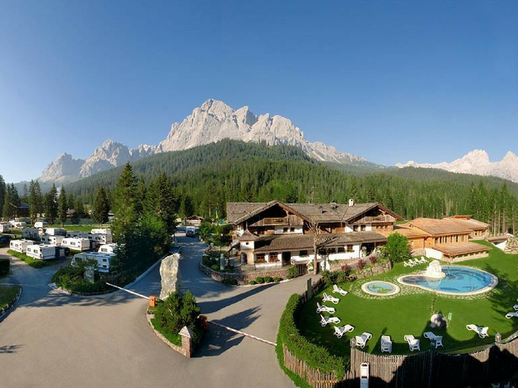 Caravan Park Hotel Val Pusteria