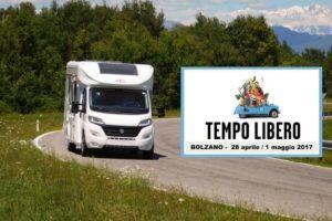 Arca Camper espone a Tempo Libero 2017