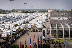 Salone del Camper a Parma: cresce la passione per il camper