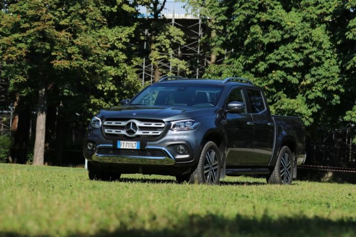 Mercedes Benz X 350 d 4MATIC